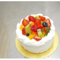 彩り果実のデコレーション 直径12cm